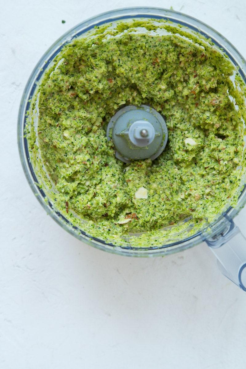 Broccoliboller - sunde boller med broccoli