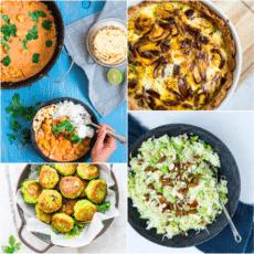 Vegetarisk madplan uge 11