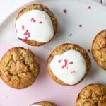 Sunde squash muffins