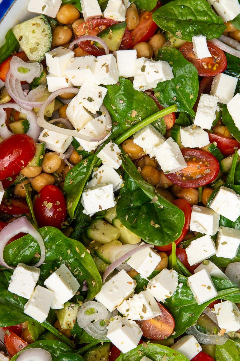 Græsk vegetarmad