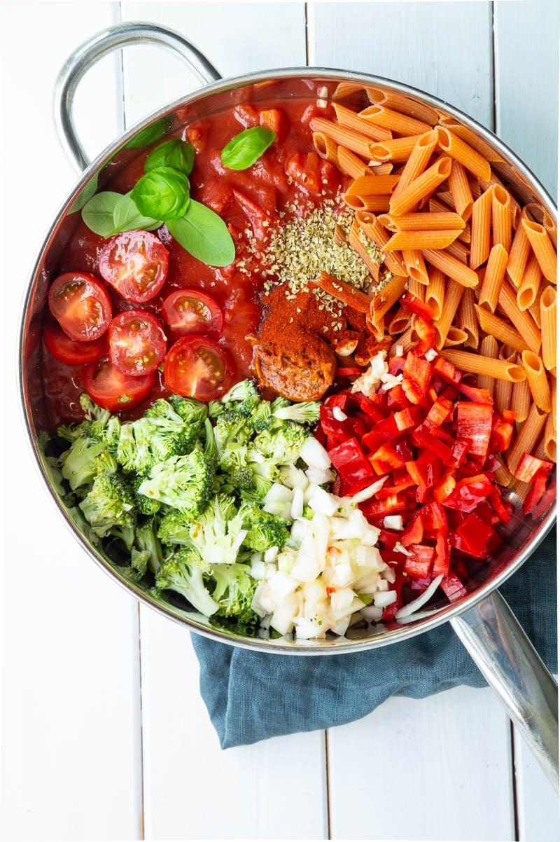 Nem vegetarisk hverdagsmad