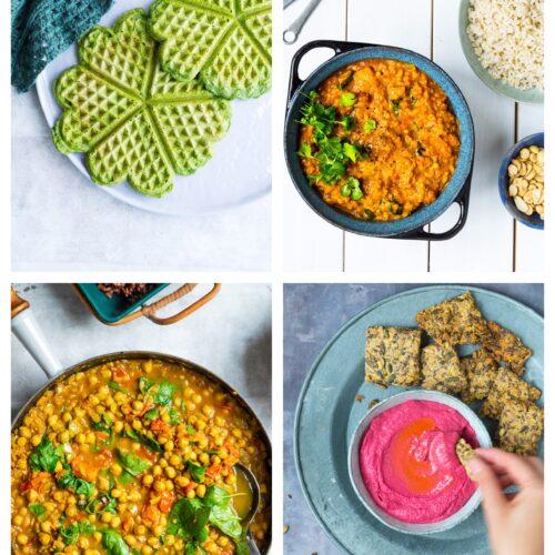 Vegetarisk madplan uge 39