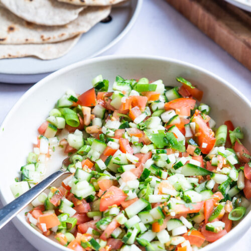 Indisk salat