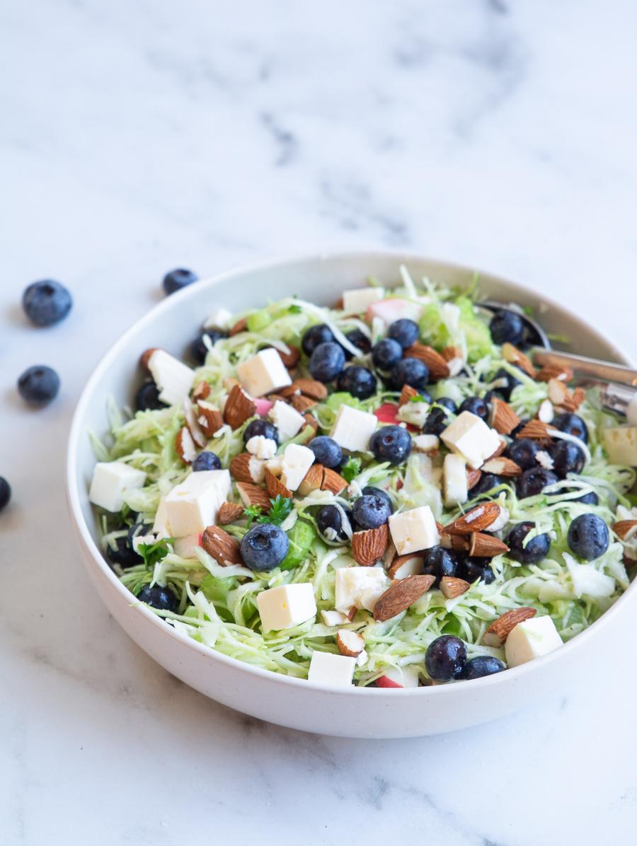 blåbærsalat