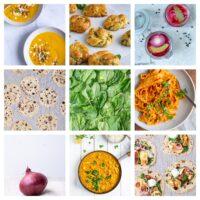 Vegetarisk madplan uge 37